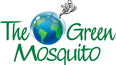 the green mosquito logo
