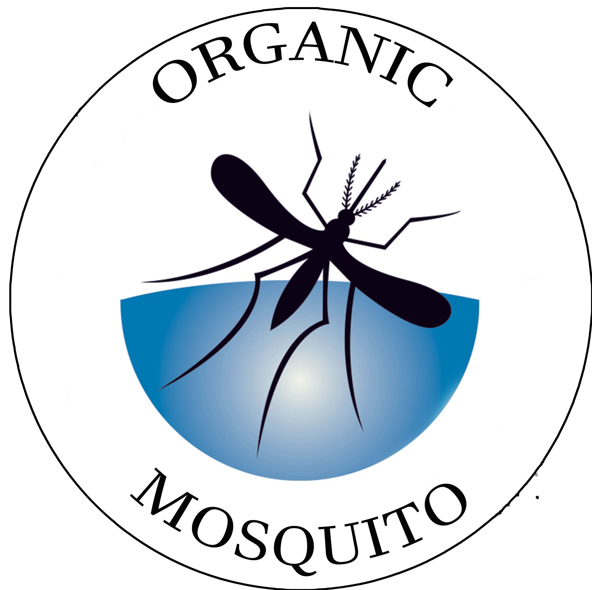 Organic Mosquito Control Logo